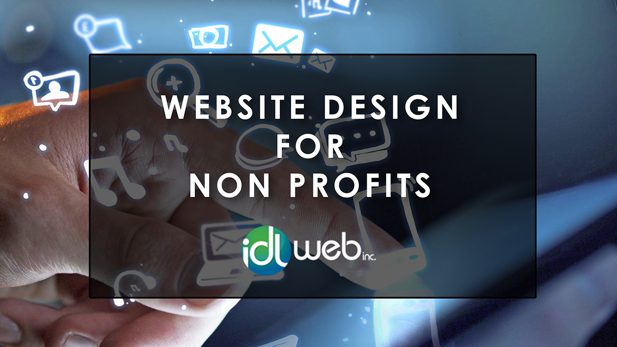 Non Profit Website Design Canada