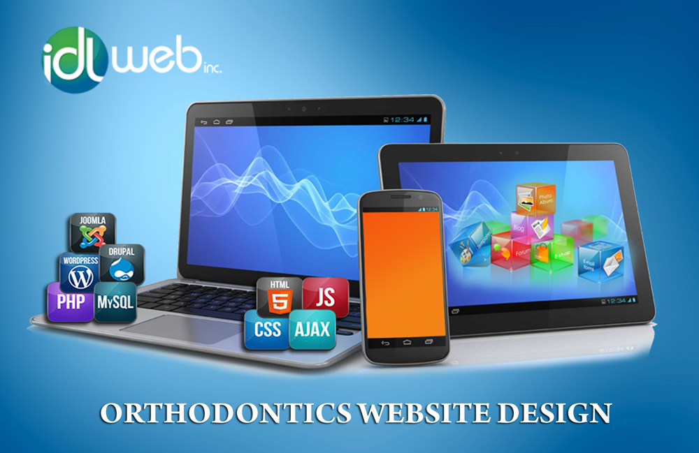 Orthodontists Website Designing