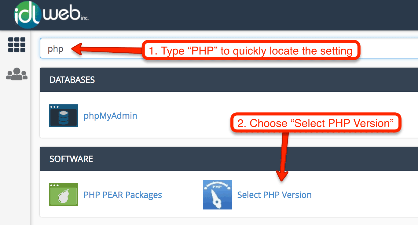 Joomla PHP Upgrade