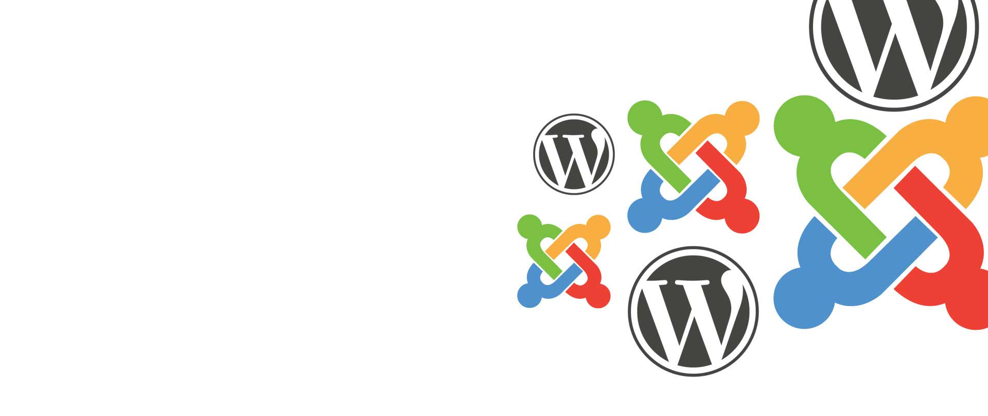 WordPress and Joomla Web Design
